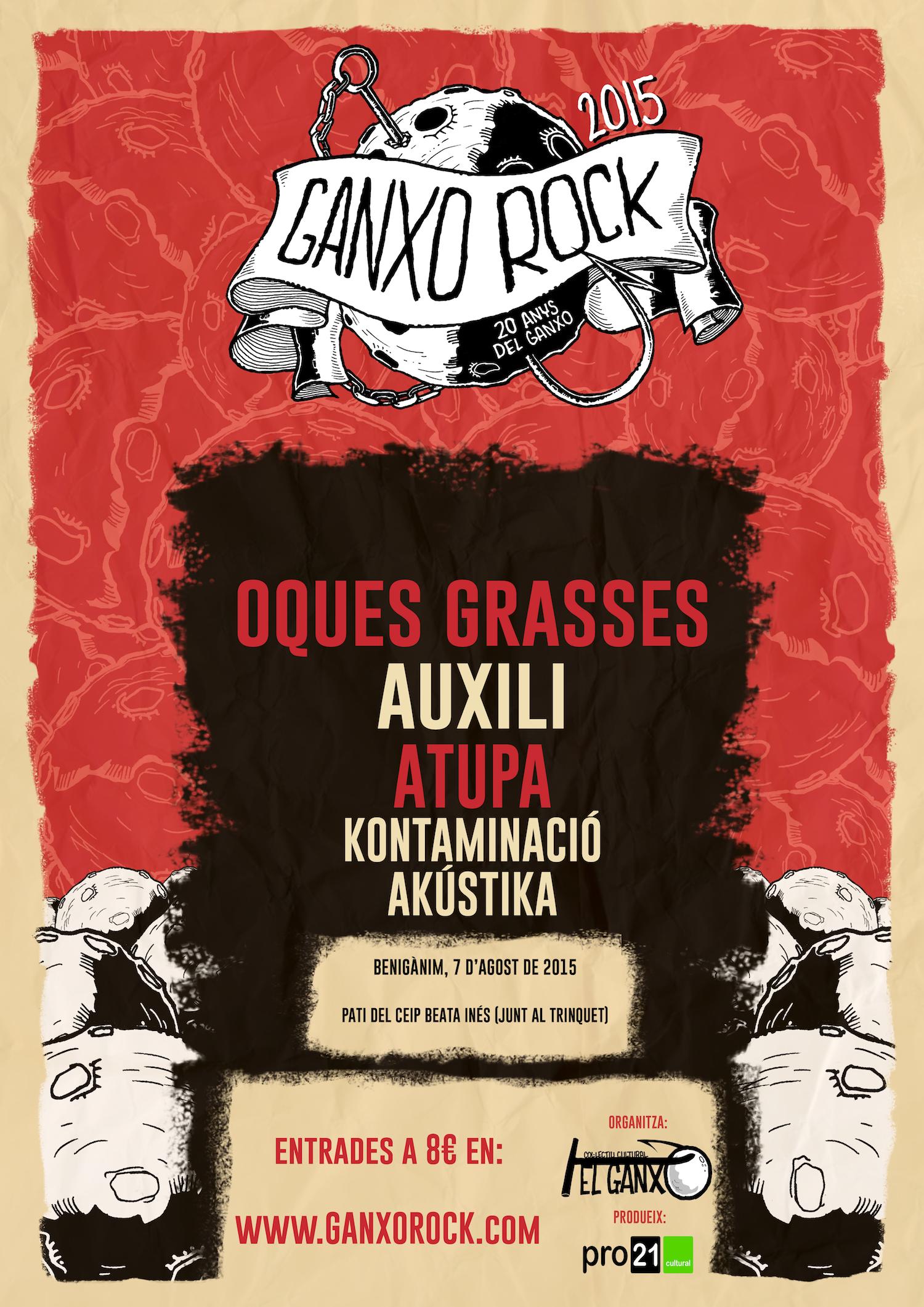 GanxoRock 2015